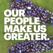Our people make us greater