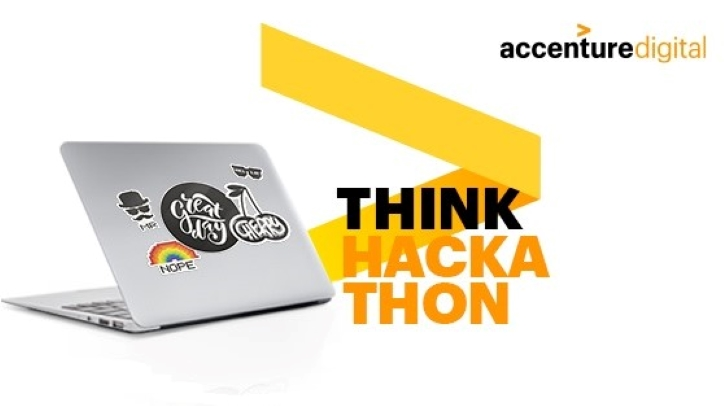 Think hackathon tile