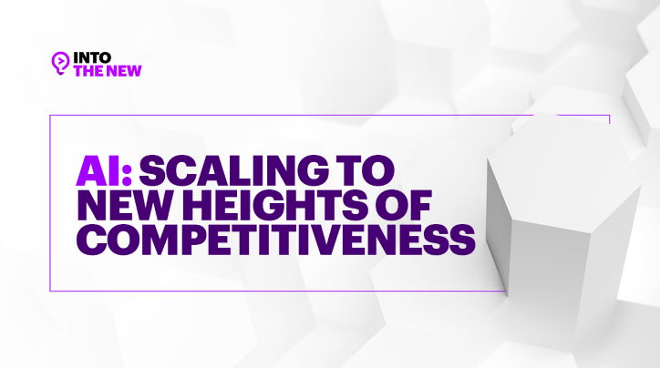 AI: Scaling to new heights of competitiveness