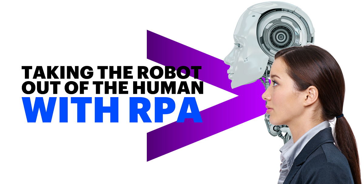 Taking the Robot out of the human - by Accenture