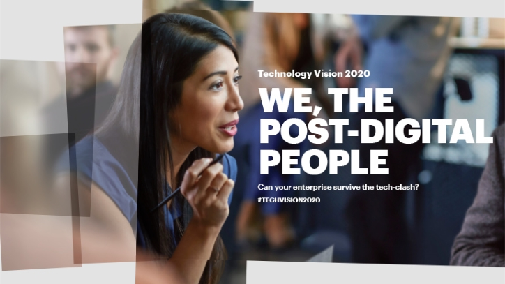 Accenture Technology Vision 2020