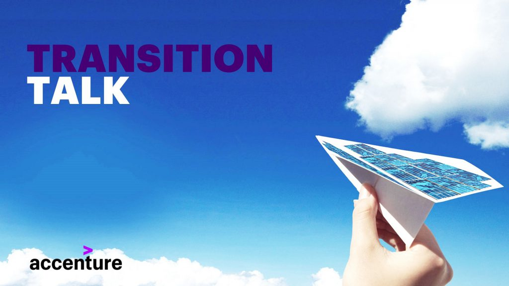 Transition Talk - The energy transition podcast series by Accenture