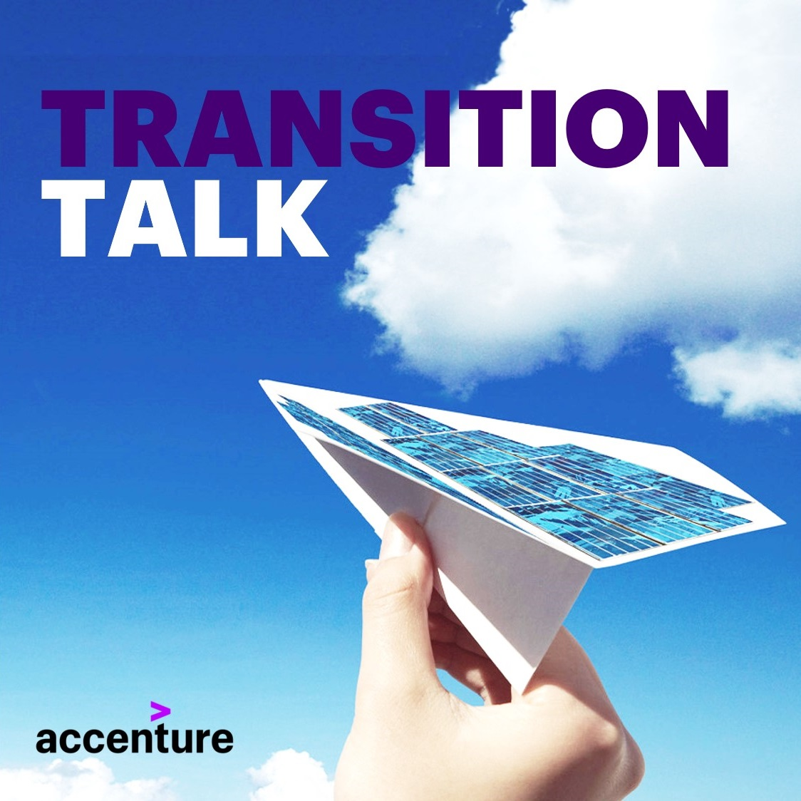 Transition Talk - Accenture's podcast series about the energy transition
