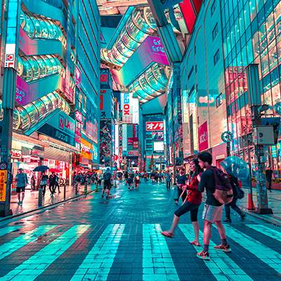 Future experience-driven commerce