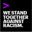 We stand together against racism