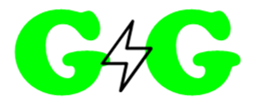Green and Go logo