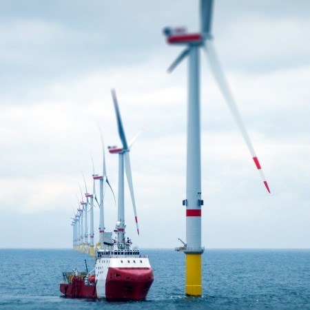 Digital technologies to improve wind farm performance in the Netherlands | Accenture