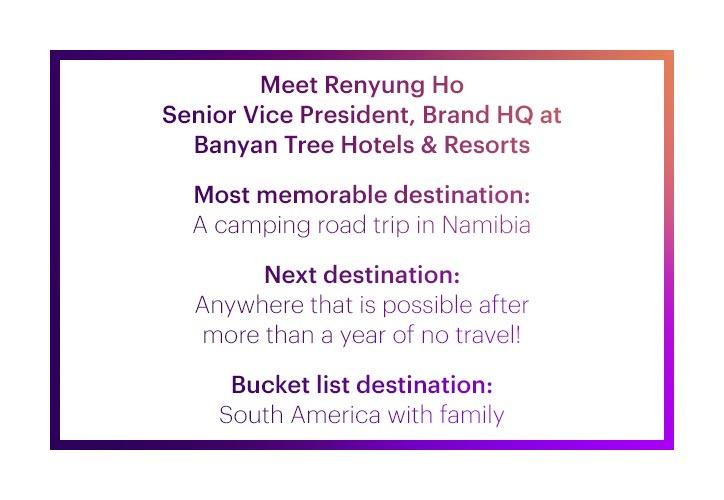 Meet Renyung Ho