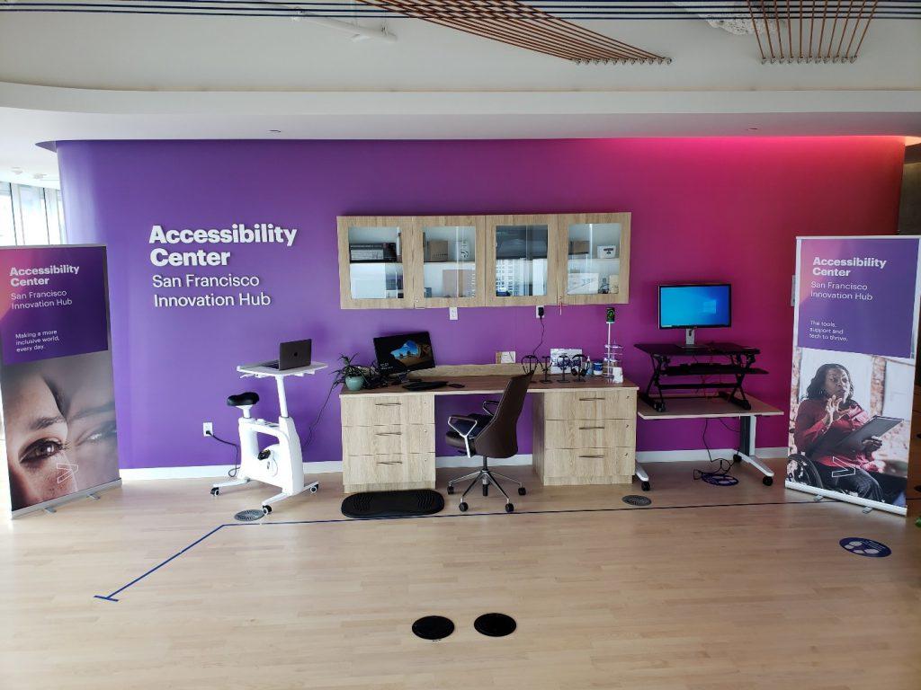 Accessibility Center SF
